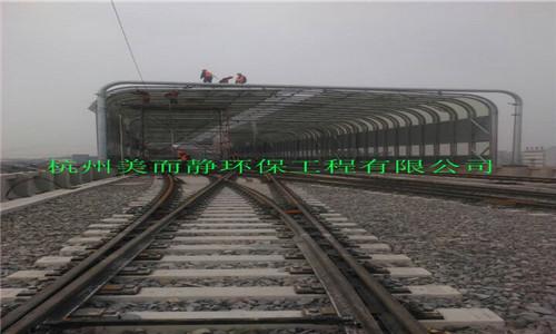 宁波地铁隔音屏障